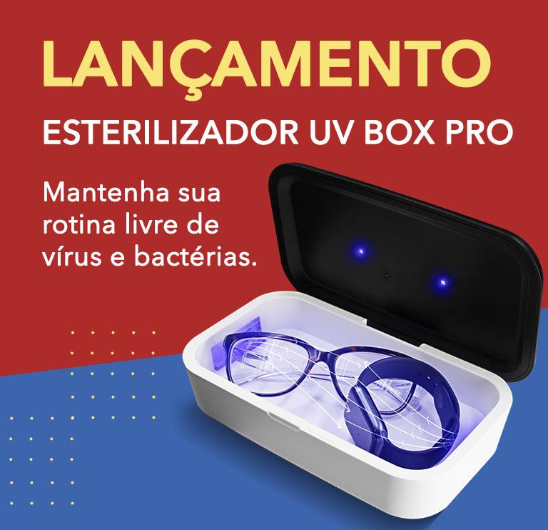 Banner Esterilizador UV  Box Mobile