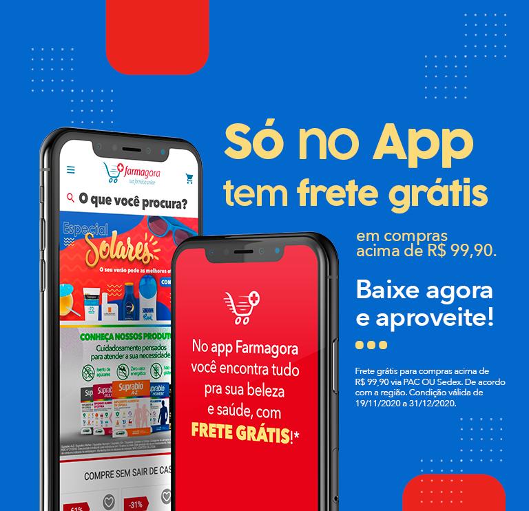 Banner Frete Grátis App