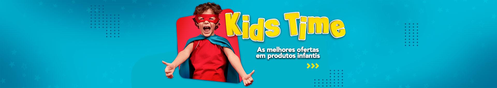 Banner Kids Time