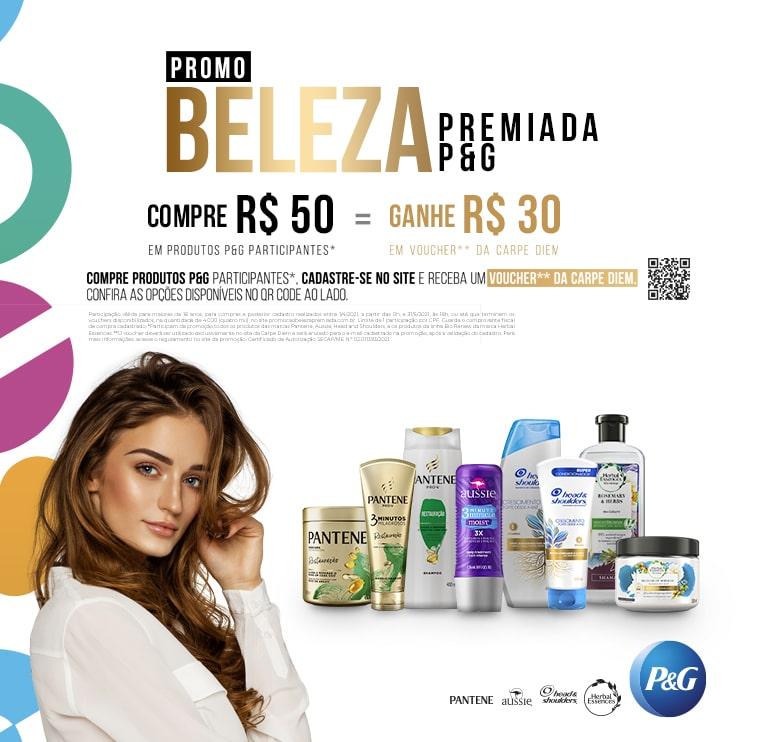 Banner Beleza Premiada - Mobile