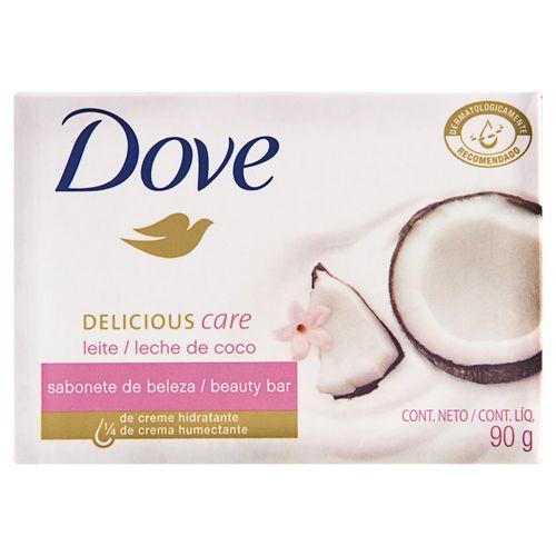 Sabonete-Dove-Barra-Delicious-Care-90gr-Leite-De-Coco