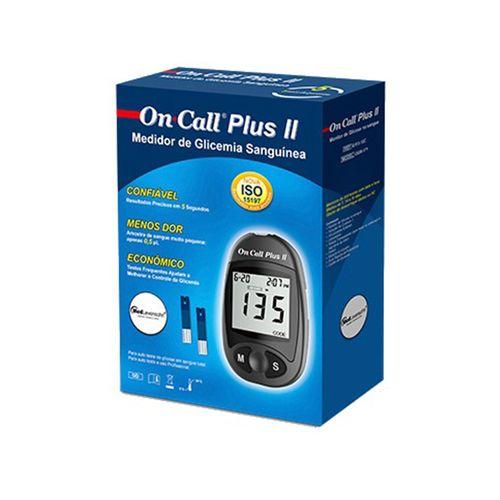 Glicosimetro-On-Call-Plus-Ii-Sem-Tiras