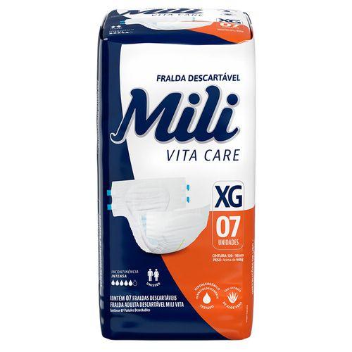 Fralda-Mili-Vita-Adulto-Xg-Com-7-Unidades
