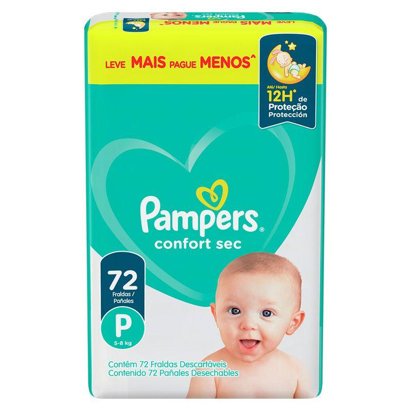 Fralda-Pampers-Confort-Sec-Com-72-Tamanho-P-Especial