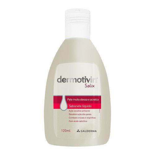 Sabonete-Dermotivin-Salix-120ml-Pele-Muito-Oleosa-acneica