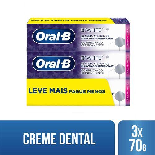 Creme-Dental-Oral-b-3d-White-Brilliant-Fresh-Leve-3-Pague-2-70g